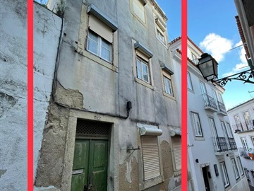 Apartamento T1 / Lisboa, Santa Maria Maior