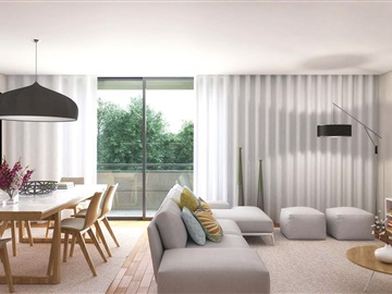 Apartamento T2 / Guimarães, Creixomil