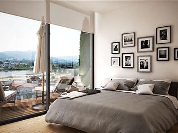 Apartamento T3 / Ponte de Lima, Arca e Ponte de Lima