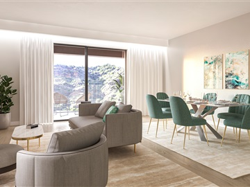 Apartamento T3 / Ribeira Brava, Ribeira Brava