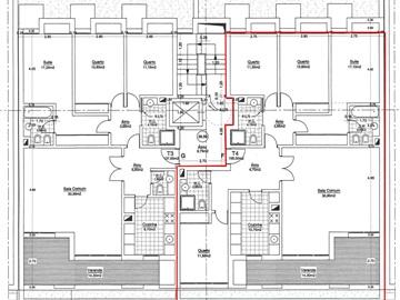 Apartamento T4 / Olhão, Quelfes
