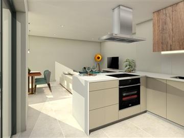 Apartamento T4 / Portimão, Portimão
