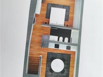 Apartamento/Piso T1 / Ponta Delgada, Ponta Delgada