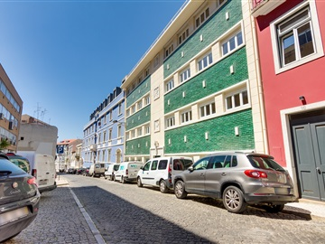 Apartment T1 / Lisboa, Chiado - Príncipe Real