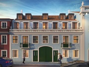 Apartment T2 / Lisboa, Alcântara