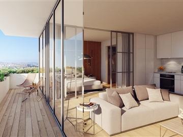 Apartment T2 / Lisboa, Amoreiras