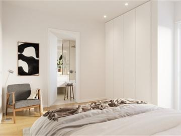 Appartement T2 / Lisboa, Alcântara