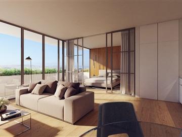 Appartement T2 / Lisboa, Amoreiras