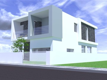 Casa T4 / Almada, Aroeira