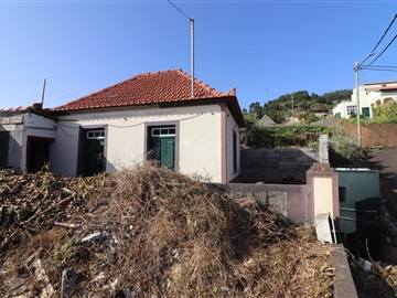 Detached house T2 / Ponta do Sol, Canhas