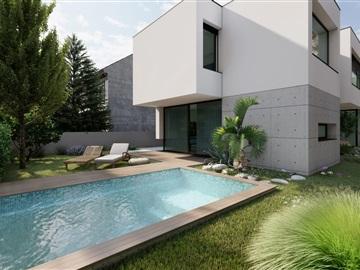 Detached house T4 / Almada, Quintinhas