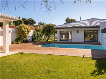 Detached house T5 / Cascais, Birre