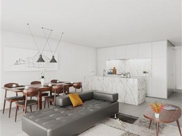 Duplex T2 / Porto, Antas