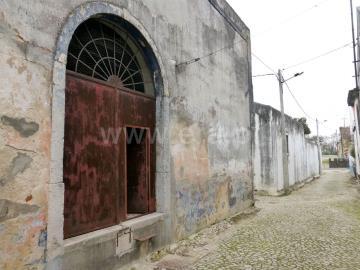Entrepôt / Santarém, Ribeira Santarém