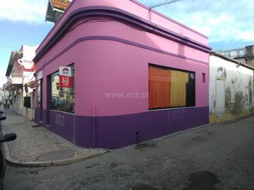 Loja / Moita, Zona 5 - Moita Centro 1 (Mercado)