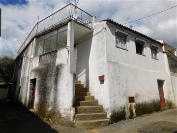 Maison jumelée T2 / Covilhã, Peso e Vales do Rio