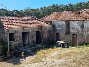 Moradia Rústica T1 / Marco de Canaveses, Vila Boa de Quires e Maureles