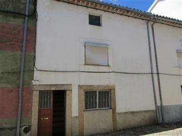 Moradia T2 / Castelo Branco, São Vicente da Beira