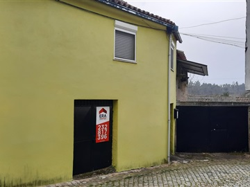 Moradia T4 / Tondela, Caparrosa e Silvares