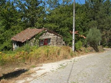 Plot with ruin / Fafe, Monte e Queimadela