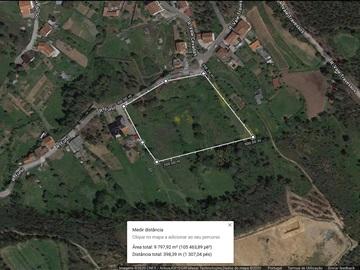 Plot with ruin / Gondomar, Melres