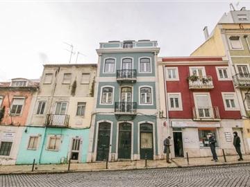 Prédio / Lisboa, São Vicente