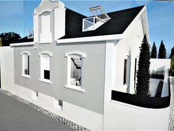 Semi-detached house T3 / Sintra, Sintra