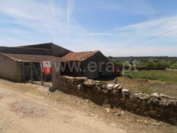 Terrain rural / Castelo Branco, Retaxo