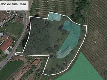 Terreno com ruina / Guimarães, Ronfe