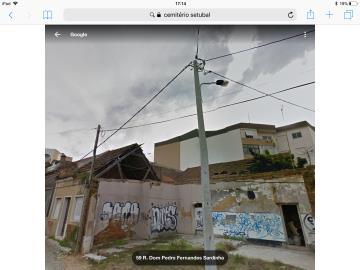 Terreno Para Construção Estúdio / Setúbal, Setúbal (São Sebastião)