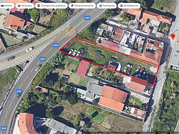 Terreno / Vila Nova de Gaia, GaiaShopping